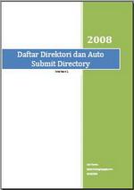 Daftar Direktori & Auto Submit Direktori
