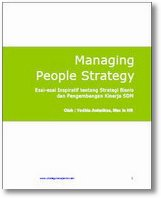 Managing People Strategy