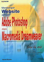 Membangun Website dengan Adobe Photoshop & Macromedia Dreamweaver