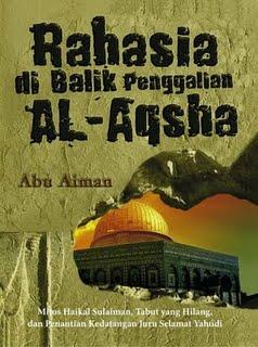 Rahasia Di Balik Penggalian Al-Aqsha oleh Abu Aiman