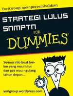 Strategi Lulus Snmptn For Dummies